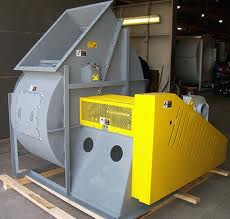 Single Width Industrial Centrifugal Fans